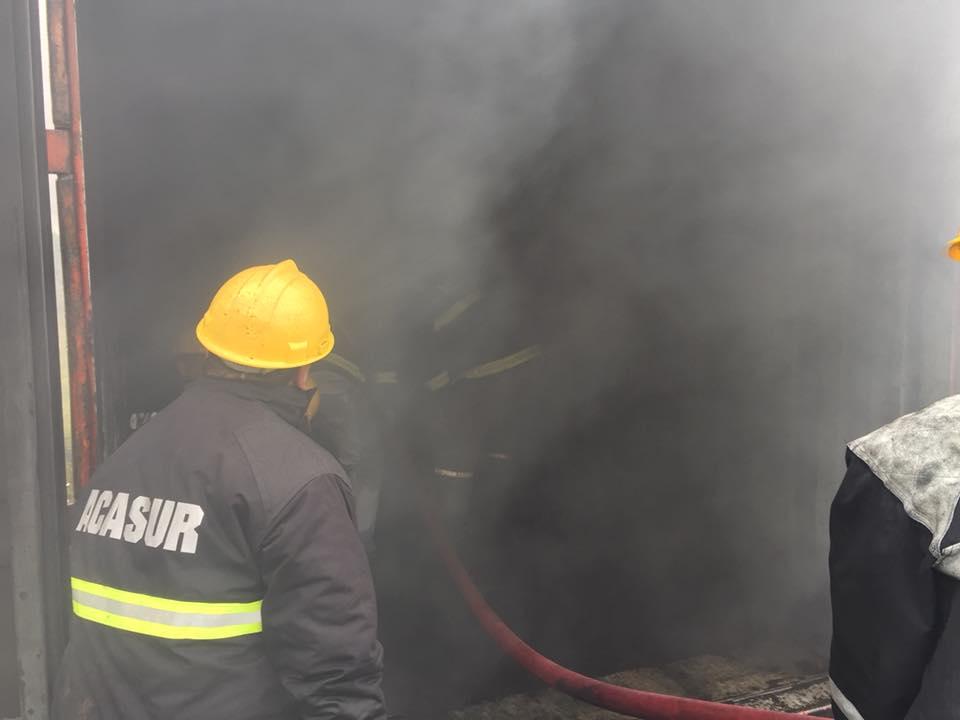 OMI 1.20 Prevención y Lucha Contra Incendio.